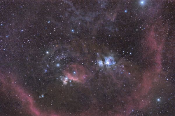 Orion Nebula & Barnard's Loop