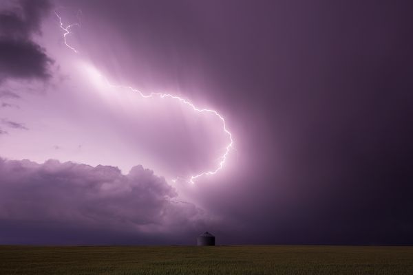 A Storm Chasing Adventure